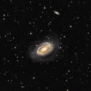 NGC 4725,                                Tim
