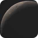 The Moon at Dawn: Edge 11, ASI294MM-Pro,                                Andrew Burwell