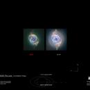NGC 6543,                                Exaxe