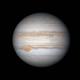 Jupiter Rotation,                                Bruno Yporti