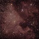North America Nebula and Pelican Nebula,                                Jani Laasanen