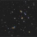 M44 , Behive Cluster,                                Alberto Vezzani