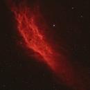 NGC1499 California Nebula, HaRGB,                                Nico Carver