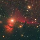 IC434 reprocessed,                                Eddy Cochez