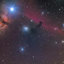 Pferdekopfnebel IC 434,                                Tino Leichsenring