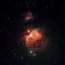The Orion Nebula,                                Tom