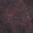 NGC 6883 & NGC 6871,                                Josef Büchsenmeister