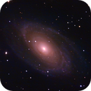 Bode's Galaxy,                                André