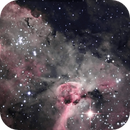 NGC 3372 at nearly 3m focal length,                                Emilio Primucci