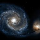 M51,                                Dan West