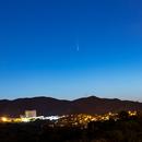 C/2020 F3 NEOWISE Comet,                                Juanma Giménez