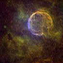 CTB-1 Super Nova Remnant,                                Michael Lewis