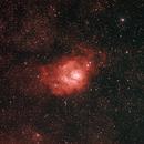 M8  the Lagoon Nebula,                                RonAdams
