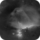 Horseheadnebula B 33 / IC 434 / NGC 2024 region - starless HAlpha,                                Mario Gromke