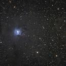 Iris Nebula,                                whitenerj