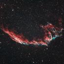 Eastern Veil Nebula,                                Trevor Jones
