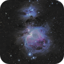 M42 Orion nebula,                                Svein Sæterbø