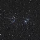 NGC 869 and NGC 884,                                Michael Schulze