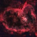 IC1805 Heart Nebula,                                Prabhakar