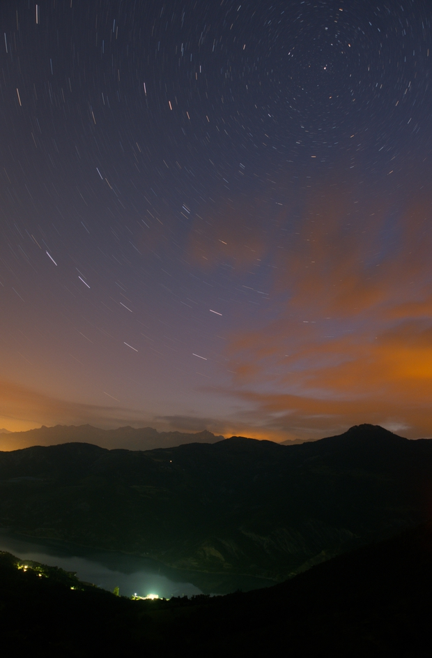 Mountain landscape,                                OrionRider