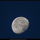 Rapprochement Lune-Mars ( 06.09.2020) SOny RX10 IV,                                jp-brahic