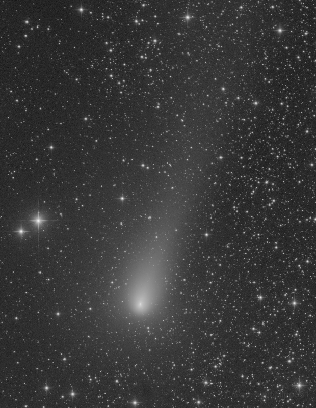 Komet 21P/Giacobini-Zinner, 12.08.2018,                                Nippo81