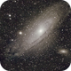 Andromeda Galaxy,                                Chris W