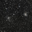 Fireworks Galaxy (NGC 6946) and NGC 6939,                                yenship