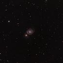 M51 - Whirlpool Galaxy,                                Jeff Kisslinger