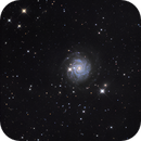 NGC3344,                                Kaori Iwakata