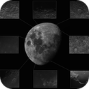 Lunar close up view,                                Ronny May