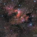 Cave Nebula,                                Dennis Sprinkle