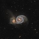 M51 (Reprocessed),                                KuriousGeorge