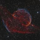 Supernova Remnant Sh2-224,                                Jim Thommes