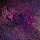 Wide Field Northern Cygnus,                                Joel Weatherly