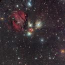 NGC 2170 integrated with H-alpha,                                Aurelio55