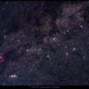 Comet 21P Giacobini-Zinner in Cassiopeia,                                Robert Sälg