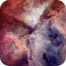 NGC 3372 Carinae Nebula in HRGB pos processing 2,                                Roberto_Caurim