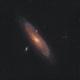 m31 -Galaxie d'Andromède,                                Frédéric Girard
