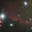 Pferdekopfnebel IC434,                                Josef_Juncker