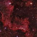 NGC 7000,                                Robert S.
