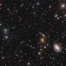 LoTr 5, NGC 4725 and NGC 4747,                                Steed Yu