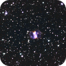 My first Messier 76,                                Jean-Marie MESSINA