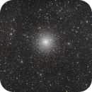 Globular Cluster in Pavo with IFN,                                Maicon Germiniani