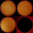 Multiple views of the sun,                                Samuel Müller