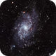 The Triangulum Galaxy (M33),                                Chuck's Astrophot...