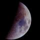 Moon 13 January 2019,                                Graeme Holyoake