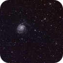 M101 - widefield,                                pieroc