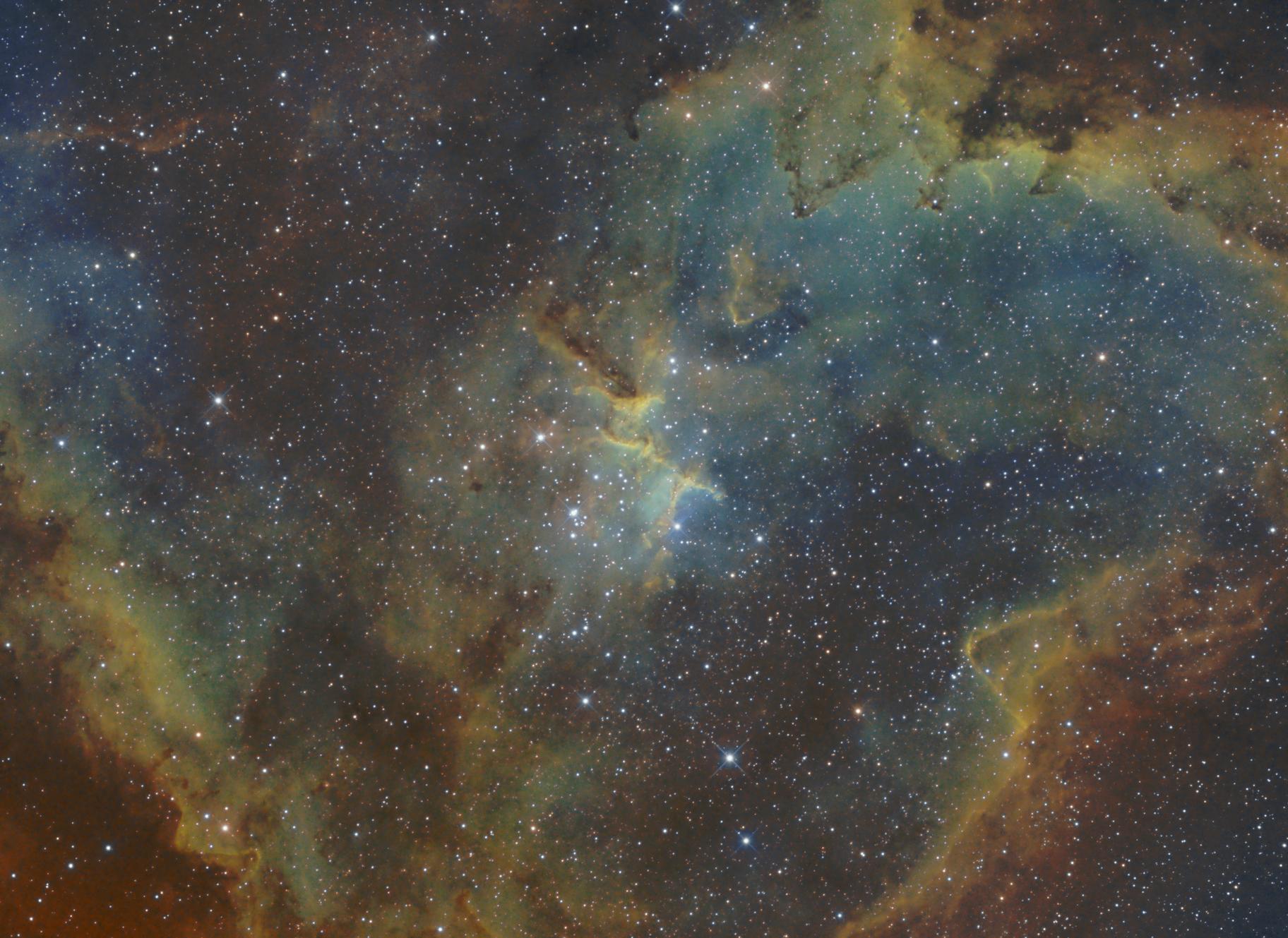 IC1805 SHO,                                Bernd Steiner
