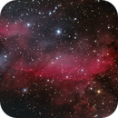 Prawn nebula,                                Mark
